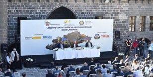 1.Mezopotamya Turizm ve Gastronomi Fuarı Lansmanı gerçekleştirildi