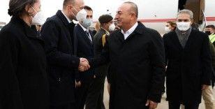 Dışişleri Bakanı Çavuşoğlu, Belgrad'da
