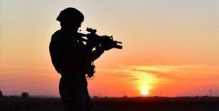 Fırat Kalkanı Harekat Bölgesi'nde zırhlı araca saldırı sonucu 1 Özel Harekat Polisi şehit oldu
