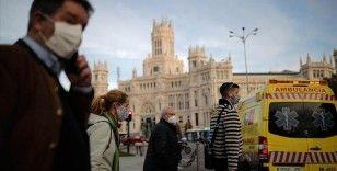 İspanya'da Kovid-19'da yeni vaka ve hasta sayısı en düşük seviyeye geriledi