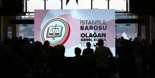 İstanbul Barosu seçimleri 16-17 Ekim'de yapılacak