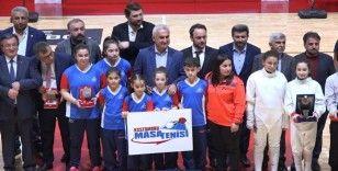 Kastamonu'da Amatör Spor Haftası: Sezon sonu ödül töreni gerçekleştirildi