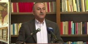 """Bakan Çavuşoğlu: """"Eşitsizlik tüm dünyada yükselişte"""""""