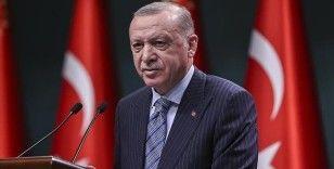 Cumhurbaşkanı Erdoğan: Suriye'nin kuzeyinden kaynaklanan tehditleri bertaraf etmekte kararlıyız