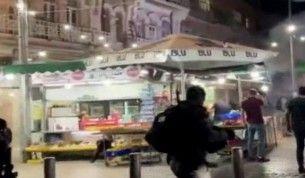 İsrail güçlerinden Kudüs'te Filistinlilere sert müdahale