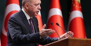 """Cumhurbaşkanı Erdoğan: """"Biyolojik çeşitliliğin korunması için öncü rol oynayacağız"""""""