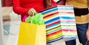 Perakende satış hacmi aylık yüzde 0,3 arttı