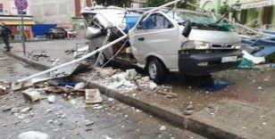 Valilikten, fırtına raporu: 7 kişi yaralandı