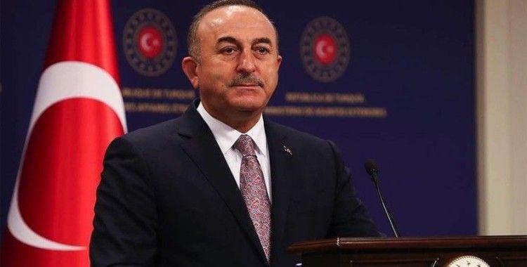 Çavuşoğlu: (Suriye'deki YPG/PKK saldırıları) Ne gerekiyorsa yapacağız, Rusya'nın da ABD'nin de sorumluluğu var