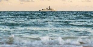 ABD, Avustralya, Japonya ve Hindistan donanmalarının 'Malabar 2021' tatbikatı başladı