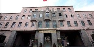 MSB, Ankara'nın başkent oluşunun 98'inci yıl dönümünü kutladı
