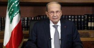 Lübnan Cumhurbaşkanı Avn, kimsenin kendi çıkarları için ülkeyi rehin almasına izin vermeyeceklerini söyledi