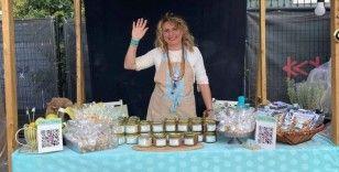 Kahve Festivali'nde Belkıs'ın Mutfağı'na büyük ilgi