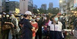 Tayvan'da 13 katlı binada yangın faciası: 14 ölü, 51 yaralı
