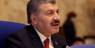 Sağlık Bakanı Koca: 'Erzurum'da ikinci doz aşı oranı %65'in üzerine çıktı'
