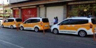 Ergani'de ticari taksi plakası ihalesi yapılacak