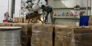 İstanbul'da kaçak nargile tütünü operasyonu: 1 tonun üzerinde ürün ele geçirildi