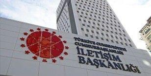 Cumhurbaşkanlığı İletişim Başkanlığı: Türkiye tam bağımsız savunma sanayii hedefine ilerlemeye devam edecektir