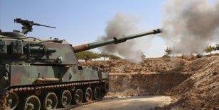 Son beş günde 16 PKK/YPG'li terörist etkisiz hale getirildi
