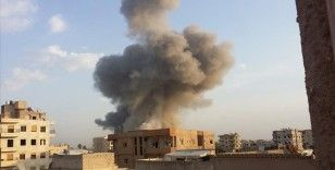 DEAŞ, Rakka'nın güneyinde Esed rejimi ve İran destekli gruplarla çatıştı