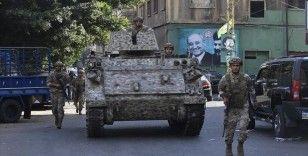 Beyrut'taki olaylarla ilgili 19 kişi gözaltına alındı