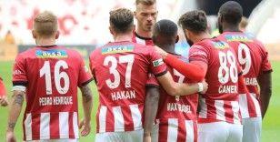 Sivasspor'da, Antalya maçı öncesi 1 eksik