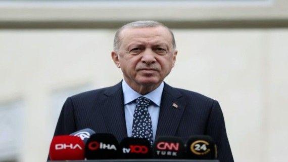 Cumhurbaşkanı Erdoğan: ''Mücadelemiz bundan sonraki süreçte çok daha farklı şekilde devam edecektir''