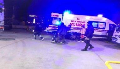 Ankara'da benzinlik istasyonunda bıçaklı saldırı