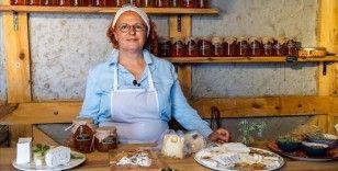 Alpler'de başlayan keçi çiftliği hayalini devlet desteğiyle Sivas'ta gerçekleştirdi