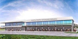Kızıltepe'ye modern ve kullanışlı otobüs terminali yapılacak
