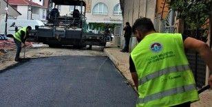 Maltepe Belediyesi, daha sağlıklı alt yapı için çalışıyor