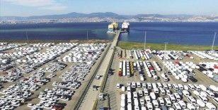 Bursa'da üç çeyrekte 259 bin otomobil üretildi, 159 bini ihraç edildi