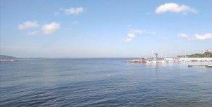 Marmara Denizi'nin küresel iklim değişikliği ve kirliliğe bağlı ısındığı belirtildi