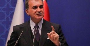 """Ömer Çelik: """"Sayın Kılıçdaroğlu'nun devlet görevlilerine emir vermeye kalkması hukuksuzluktur"""""""