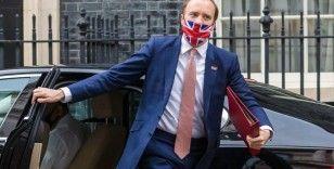 İngiltere'nin eski Sağlık Bakanı Hancock'un BM'deki rolü geri çekildi