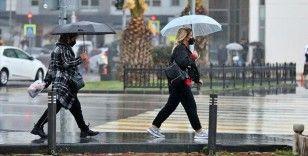 Meteorolojiden 6 il için kuvvetli sağanak uyarısı