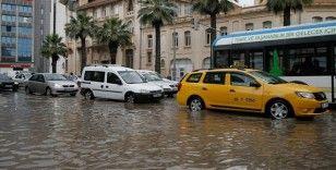 İzmir, Manisa, Aydın ve Muğla için kuvvetli yağış uyarısı