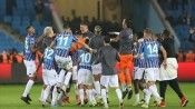 Liderlik derbisinin galibi Trabzonspor