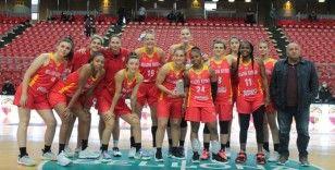 Bellona Kayseri Basketbol ligdeki ilk maçına çıkacak