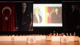 Galatasaray'da 2020 yılı denetim kurulu ibra edildi