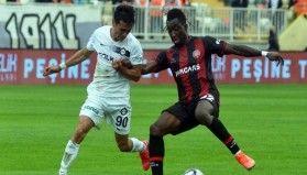 Süper Lig: Altay: 0 - Fatih Karagümrük: 1 (Maç sonucu)