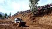 Fethiye'de Off-Road yarışları nefes kesti