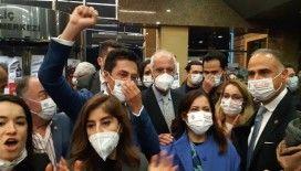 İstanbul Barosu'nda Durakoğlu yeniden başkan