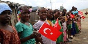 Türkiye-Afrika dostluğu eğitim, kalkınma ve kültür iş birliğiyle güçleniyor