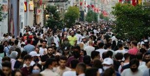 Koronavirüs vaka yoğunluğu haritası açıklandı: Vaka ortalamasının en yüksek olduğu il Zonguldak
