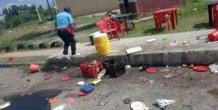 Meksika'da güvenlik güçleri ile silahlı grup arasında çatışma: 4 kişi öldü, 2 polis yaralandı
