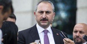 Adalet Bakanı Gül: 'Yargı; milletin yargısıdır. Yargı; asla el uzatılacak bir yer değildir'