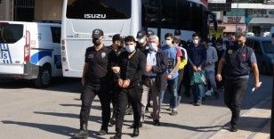 Mersin'de PKK operasyonu: 11 gözaltı