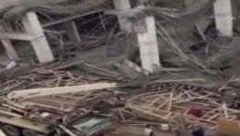 Başkent'te inşaatta göçük, 3 yaralı