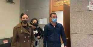 Ozan Güven'in eski sevgilisini darp ettiği iddiasıyla yargılanmasına devam edildi